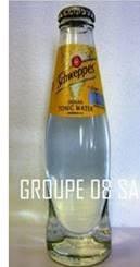 returnable schweppes bottle