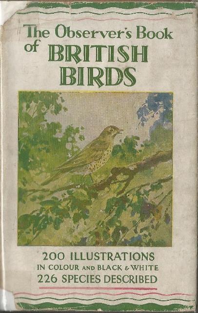 obs book birds
