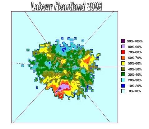 Labour heartland 2008