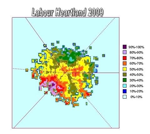Labour heartland 2009