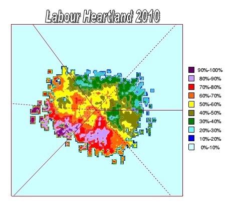 Labour heartland 2010