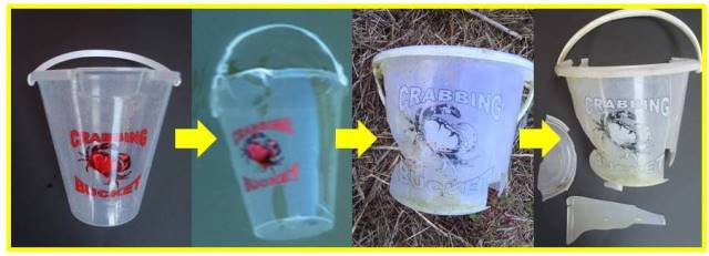 bucket decay process