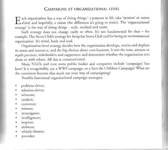 book org campaigns