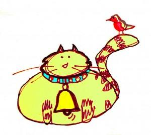 fat cat bell