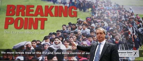 farage poster